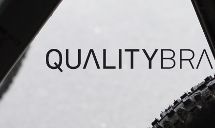 Titelbild für das Corporate Design der Firma Quality Brands