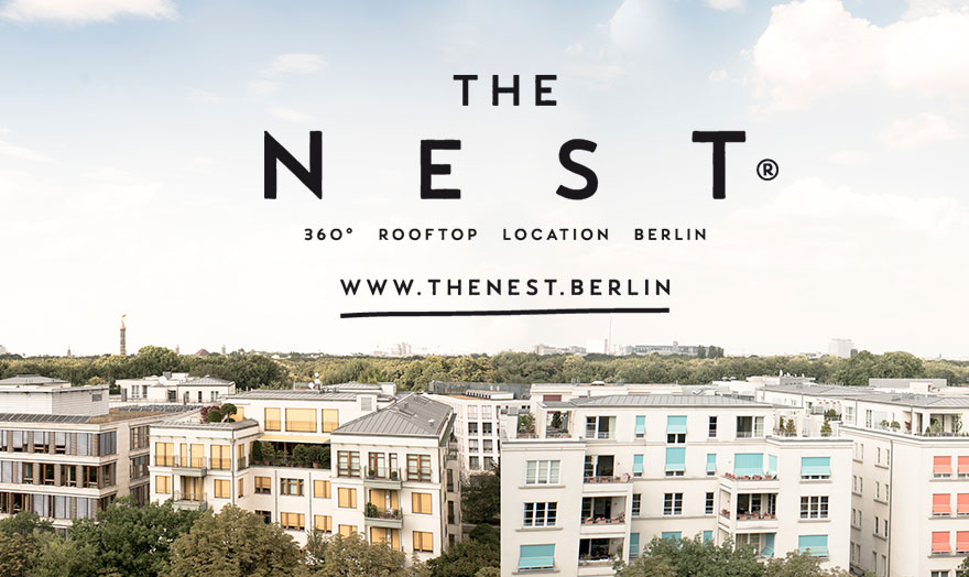 The Nest Eventlocation, Berlin